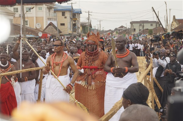 The People, Culture And The Throne Of The Oba Of Benin